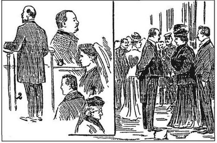 «Петербуржский листок», 1907 г., №331, 2 декабря.