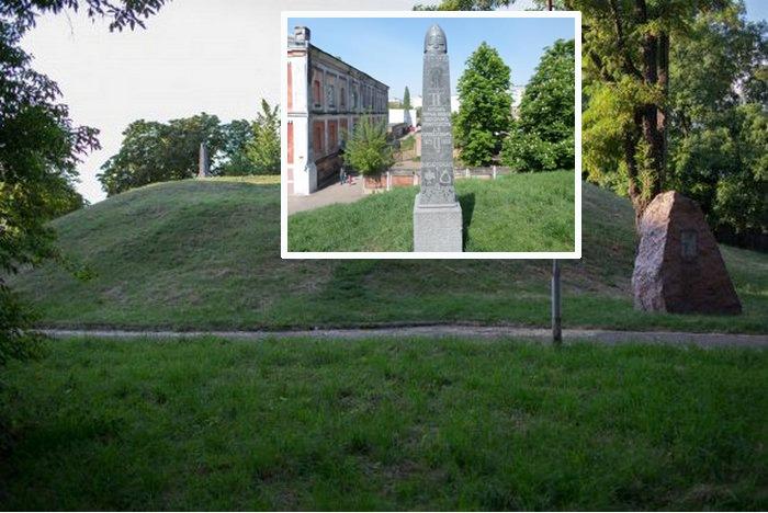 Какие загадки таит черниговская «Черная могила»