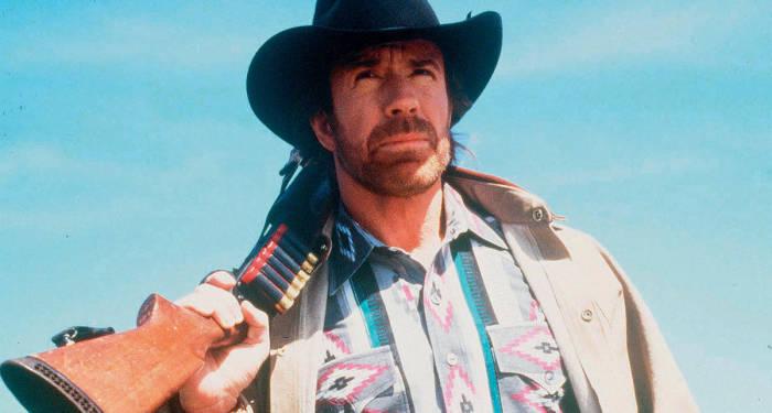 Карлос Рэй Норрис, он же Чак.