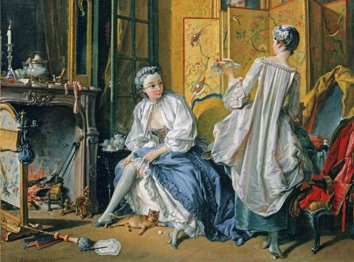 Franois Boucher «The Toilette»
