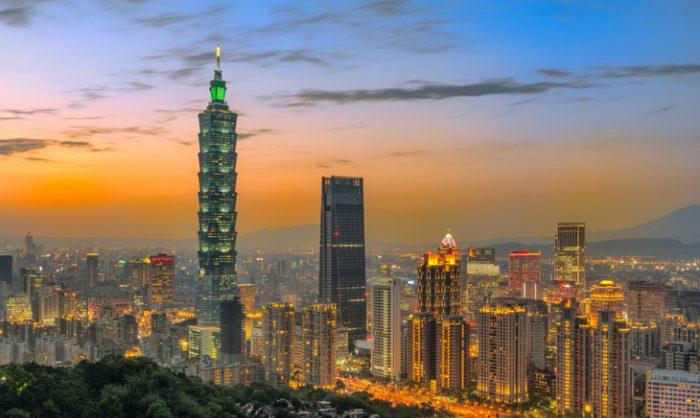 Небоскреб Тайбэй 101, Тайвань