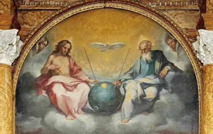 Прославление Евхаристии.