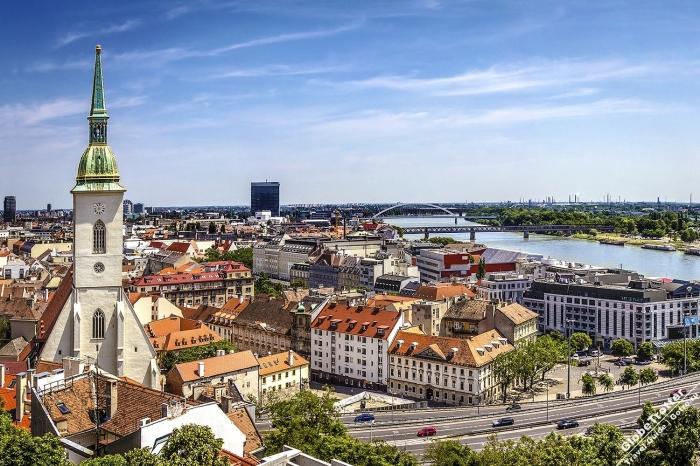 Великолепная Братислава.