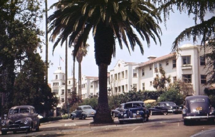 Как жили простые американцы в Калифорнии в конце 1940-х.