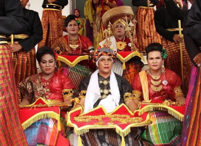 Эта многоликая Индонезия.