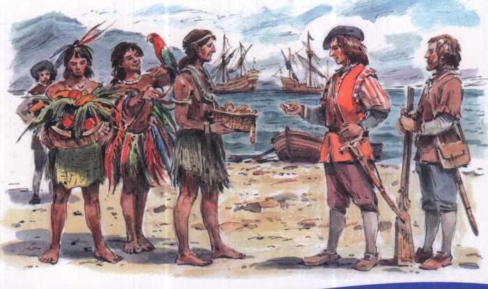 Христофор Колумб - герой или палач.