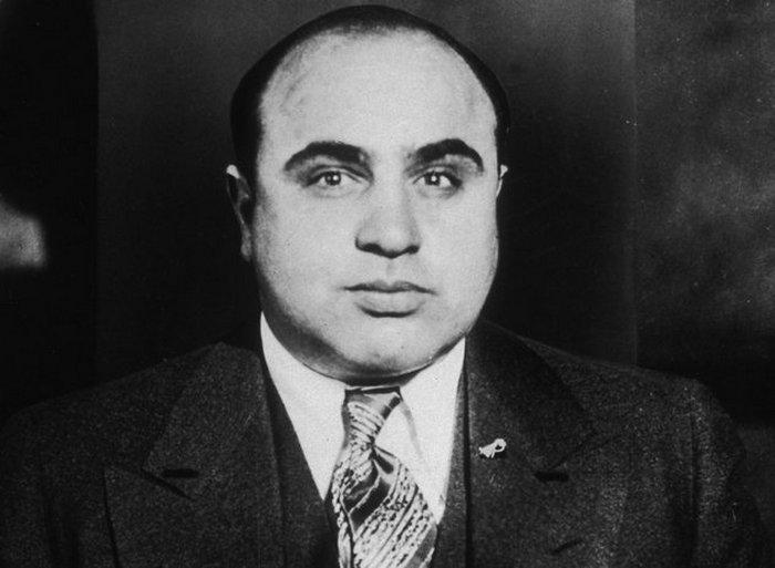 Аль Капоне.