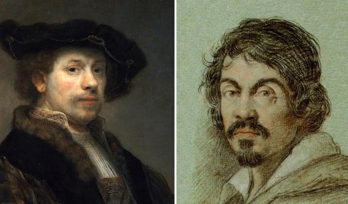 Художники, которые нарушали нормы общественной морали.