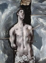 Святой Себастьян. Эль Греко.
