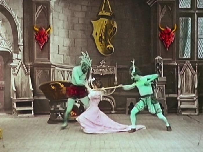 Кадр из фильма «Адский котел»