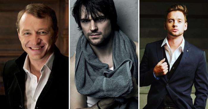 Актёры-мужчины, которые снялись в русских сериалах и покорили сердца миллионов зрительниц