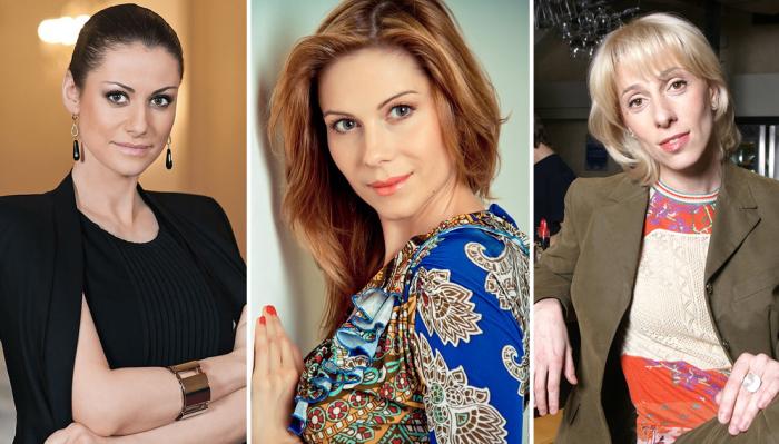 Российские актрисы, которые стали популярны после того, как снялись в сериалах.