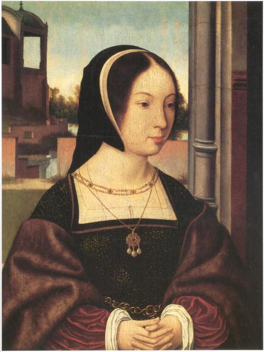 Анна Бретонская, королева Франции