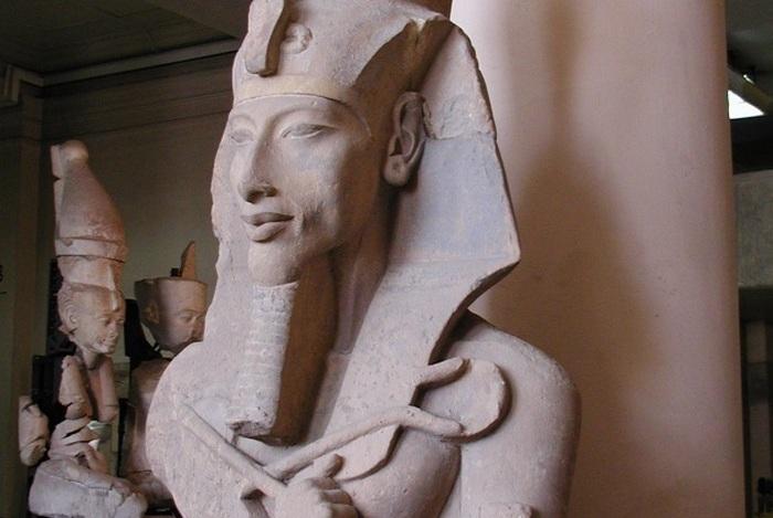 Были ли египетский принц Тутмос настоящим Моисеем и другие загадки древней