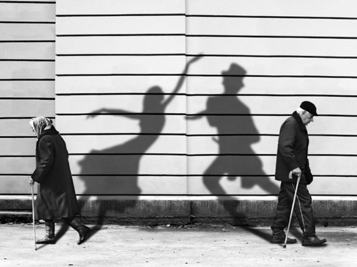 «Молодость - она никуда не уÑодит...»