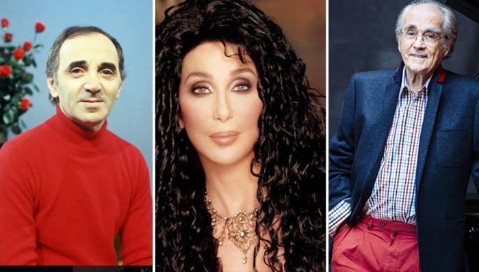 Мировые знаменитости с армянскими корнями.