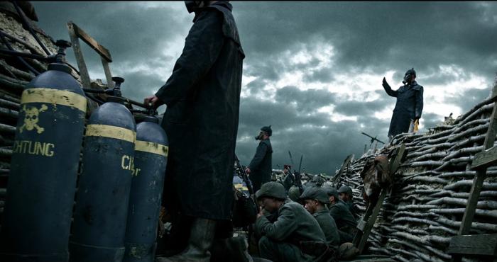 Кадр из фильма «Атака мертвецов: Осовец».