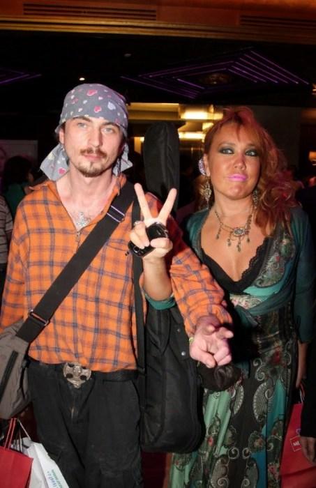 Азиза и Игорь Тальков-младший. / Фото: www.peoples.ru