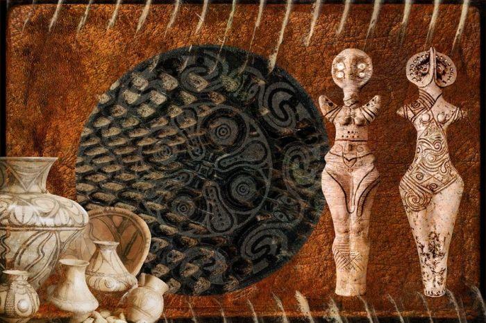 Трипольская культура или культура Кукутени