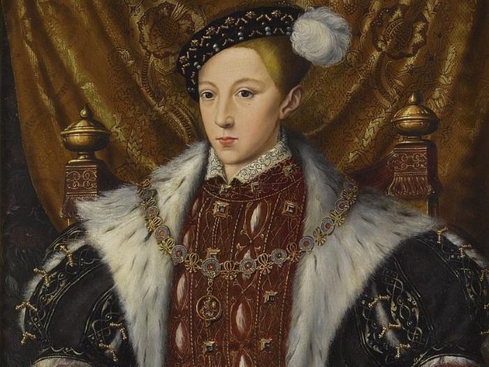 Эдуард VI.