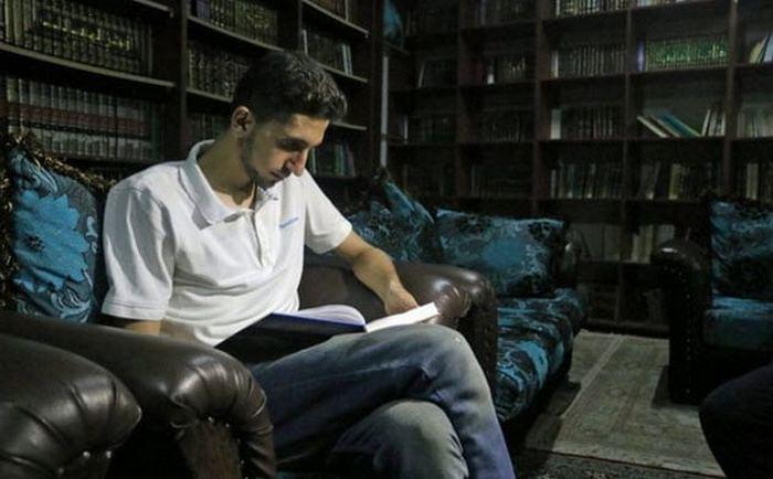 Сирийская секретная библиотека.