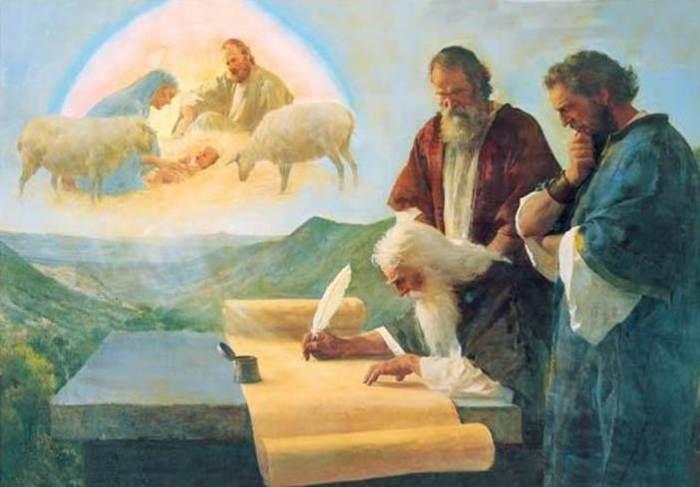 10 неоднозначных моментов фактов из Библии.