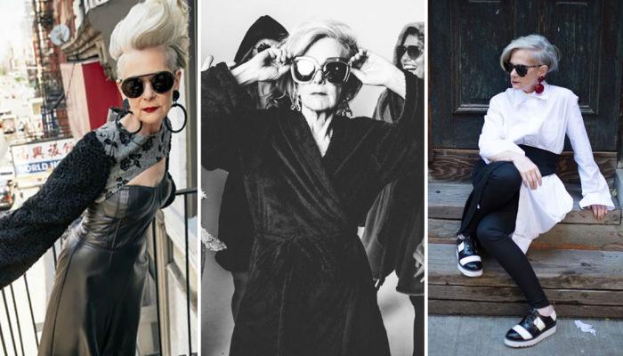 Lyn Slater: Бабушка-мода.