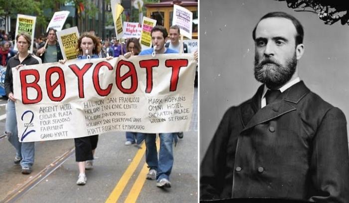 История Чарльза Бойкотта – человека, имя которого стало стало формой мирного протеста.
