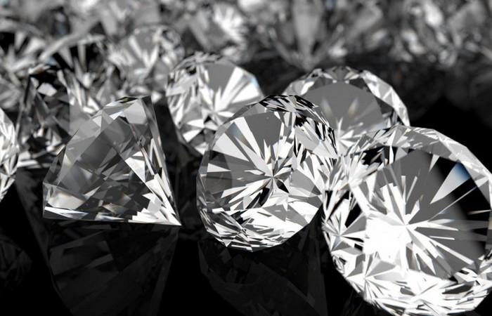 Отрасль алмазодобычи находится под строгим контролем.
