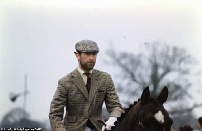 Принц Чарльз с бородой