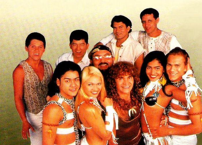 Бразильский ансамбль «Carrapicho».