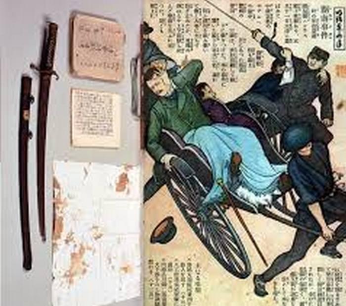 Оружие, которым самурай чуть не лишил Россию императора.
