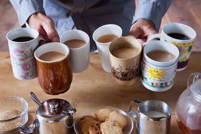 Чашка кофе, или Притча о том, как научиться жить счастливо.