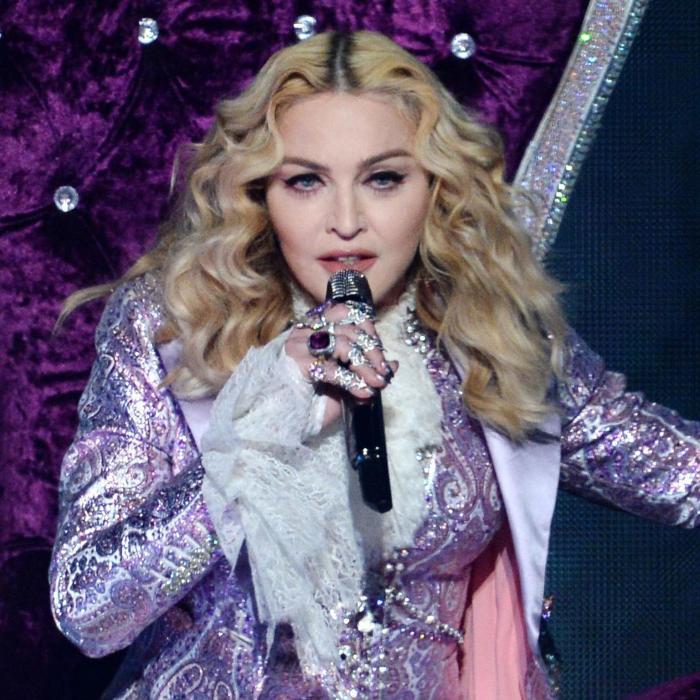 Мадонна не раз выбрала украшения от Лидии Куртель.