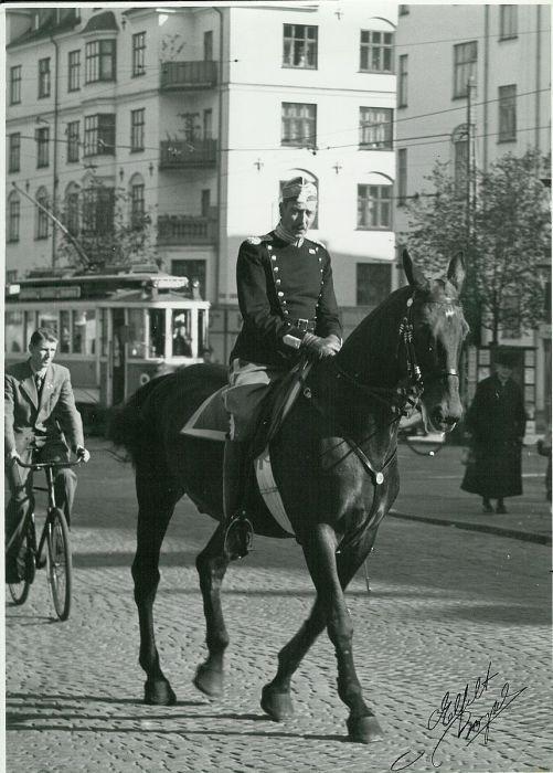 Король Кристиан Х носил желтую звезду в поддержку датских евреев