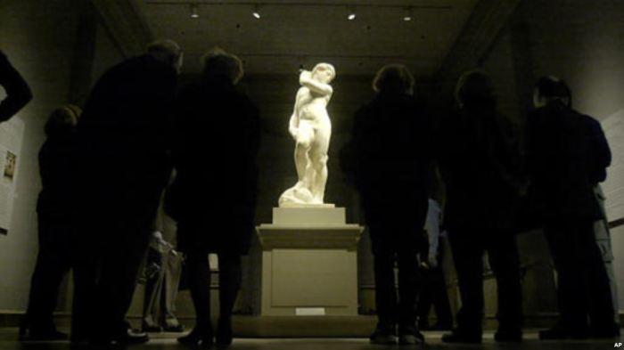 Давид-Аполлон. Микеланджело