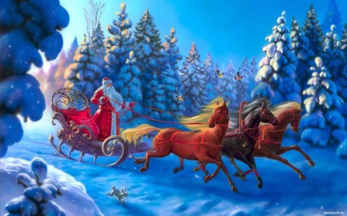 Кем был Дед Мороз раньше, и почему встреча с ним могла закончиться смертью