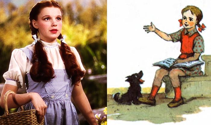 Дороти V/S Элли.