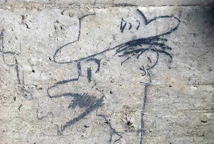 Скрытая пещера в мемориале Линкольна