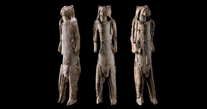 Человеколев - cамый ранний из известных примеров фигуративного искусства.