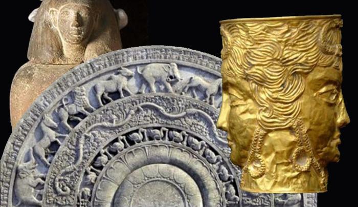 Древние артефакты, которые случайно нашли у себя дома обычные люди