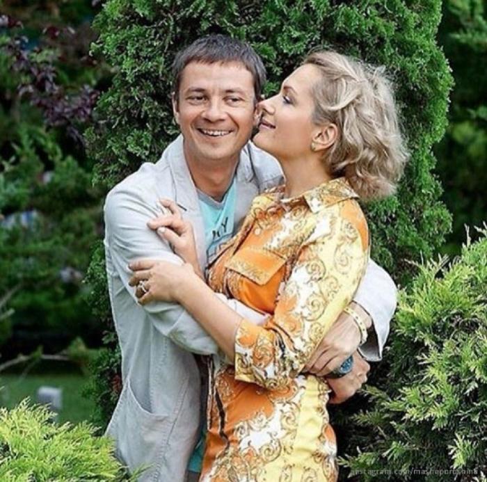 Мария Порошина и Илья Древнов.