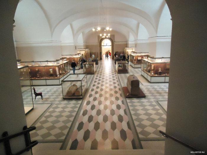 Новый Эрмитаж.Зал древнего Египта.