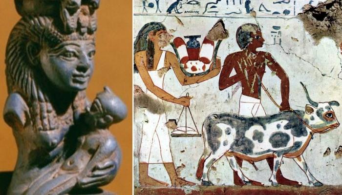 Малоизвестные факты из жизни простых людей в Древнем Египте.