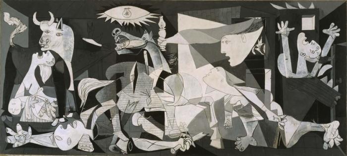 «Герника», Пабло Пикассо