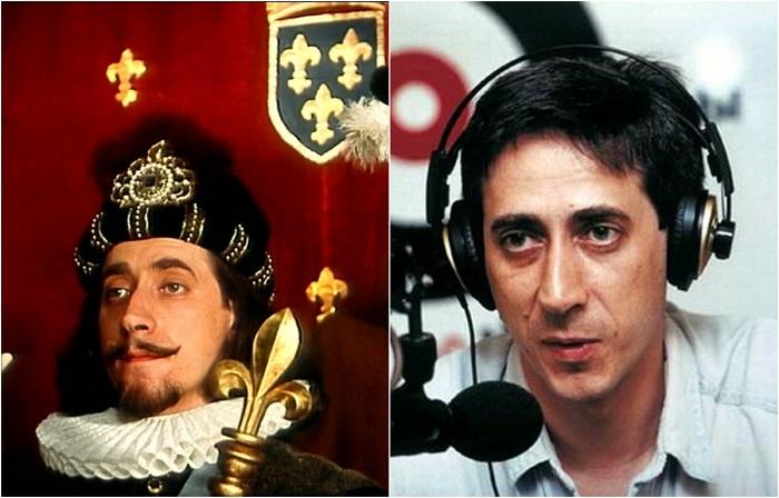 Евгений Дворжецкий – один из представителей актерской династии Дворжецких, в сериале сыграл роль короля Франции, которая принесла ему славу и популярность.