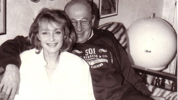Евгений Евстигнеев и его супруга Ирина Цывина.