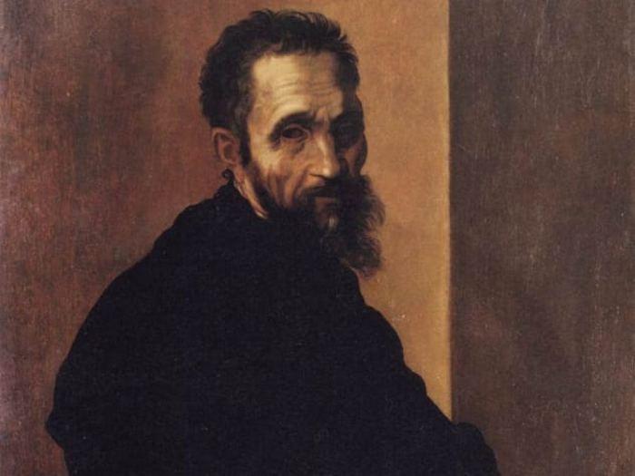 Микеланджело - один из главных фальсификаторов от искусства.
