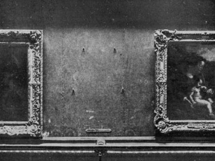 Художник, который нарисовал шесть копий Моны Лизы.