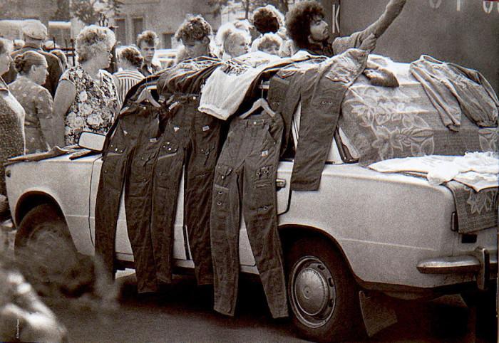 Как работали и жили советские фарцовщики.